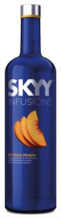Skyy Vodka Infusions Georgia Peach 750ml